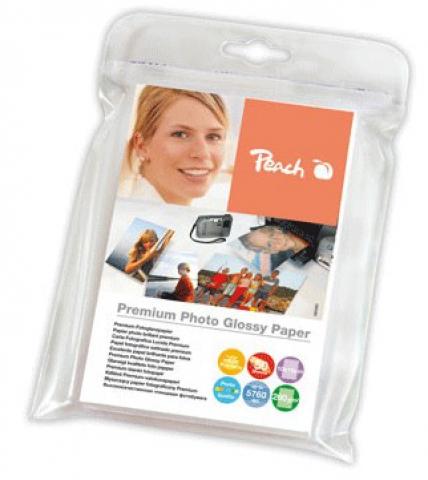 Peach A6 Fotopapier 260 g , m2, glossy, 10x15