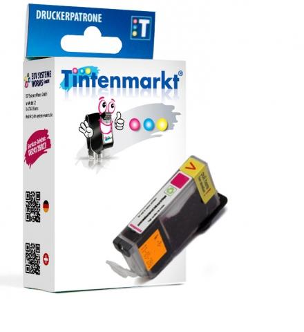 Tintenmarkt Druckerpatrone, ersetzt Canon