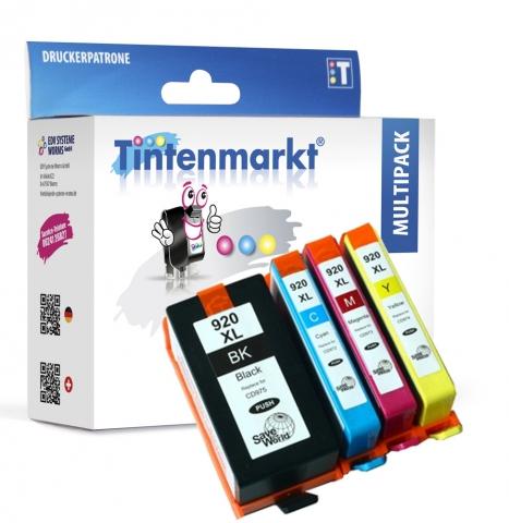 Tintenmarkt Druckerpatronen im Multipack