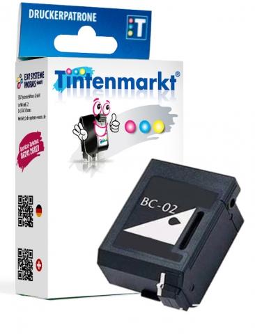 Tintenmarkt Druckerpatrone ersetzt Canon BC02,