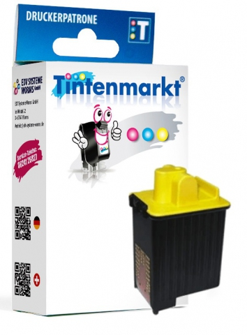 Tintenmarkt Druckerpatrone ersetzt Olivetti