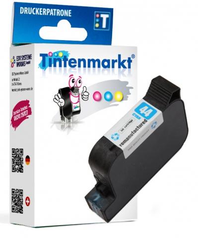 Tintenmarkt Druckerpatrone ersetzt HP44C,