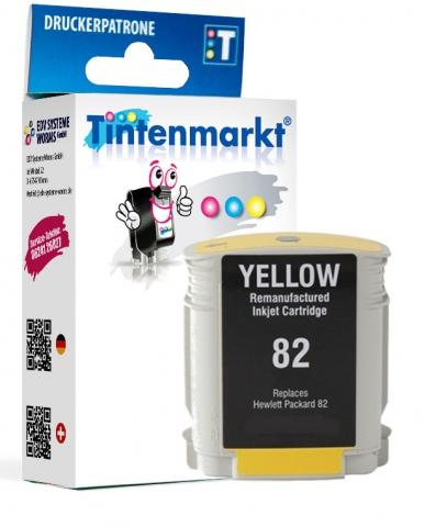 Tintenmarkt Druckerpatrone ersetzt HP82Y,