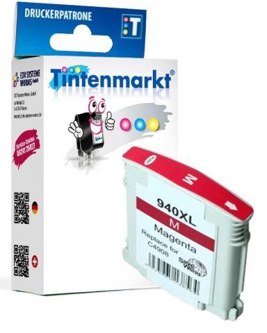 Tintenmarkt Druckerpatrone ersetzt HP940XLM,