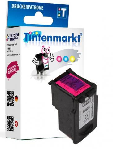 Tintenmarkt Druckerpatrone ersetzt Canon PG-510,