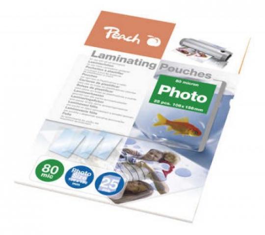 Peach Laminierfolie DIN A4 (216x303mm) Dicke:
