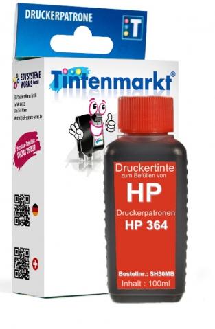 Whitelabel Druckertinte für HP 364