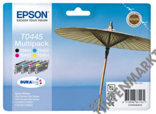Epson Druckerpatronen im Multipack mit einem