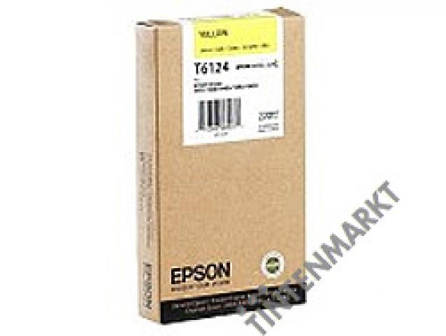 Epson T611400 Tintenpatrone original für Plotter