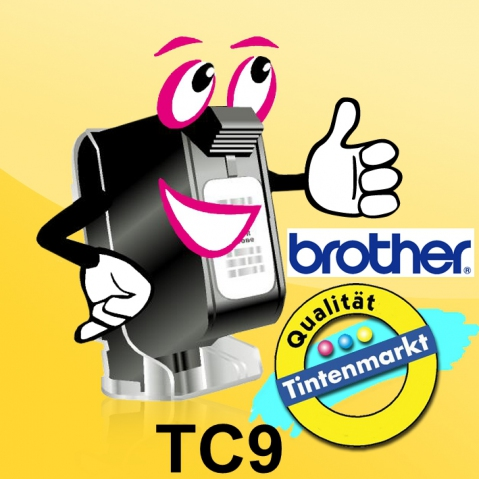 Brother TC9 BROTHER P-TOUCH REF BLADE Refill