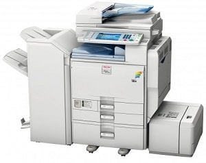 Ricoh Laserdrucker mit Bildtrommel