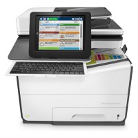 PageWide Managed Color Flow MFP E 58650 z