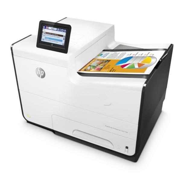 PageWide Enterprise Color 550 Series