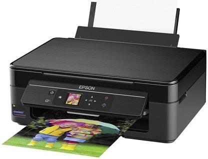 Epson Expression Home Tintenstrahldrucker