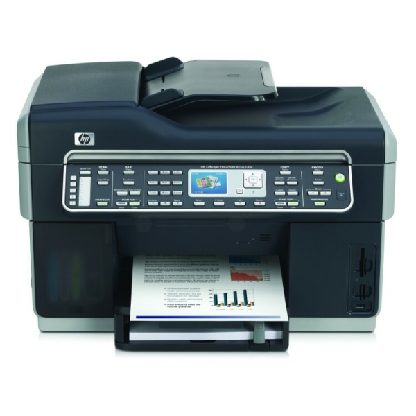OfficeJet Pro L 7600 Series
