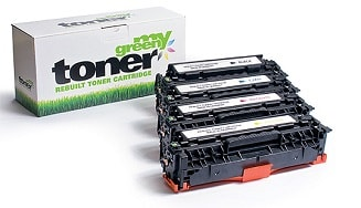 recycelter Toner für Canon Laserdrucker