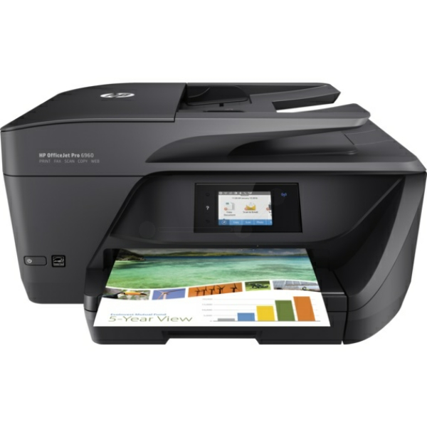 OfficeJet 6900 Series