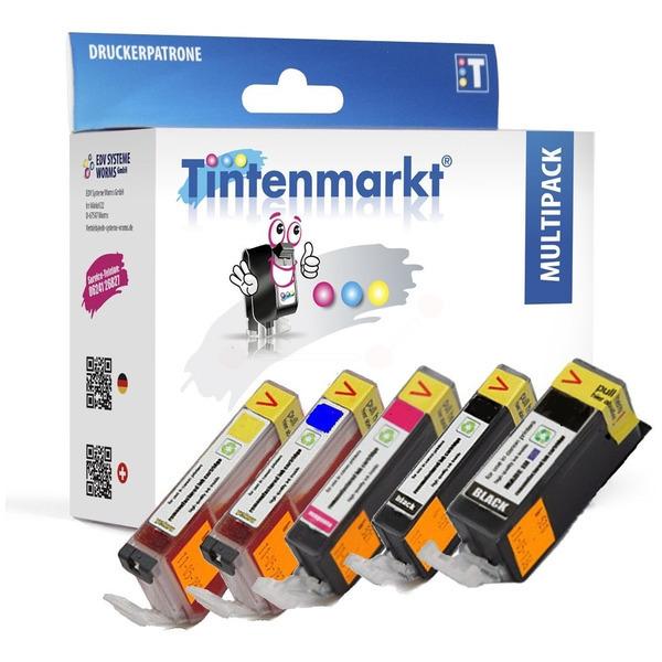 Druckerpatronen für Canon im Multipack vom Tintenmarkt