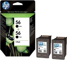 HP Originalpatronen im Doppelpack für PSC Drucker