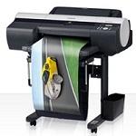 Großformatdrucker der IPF Serie
