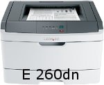 Lexmark E260dn Laserdrucker
