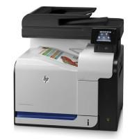 LaserJet Pro 500 color MFP M 570 dn