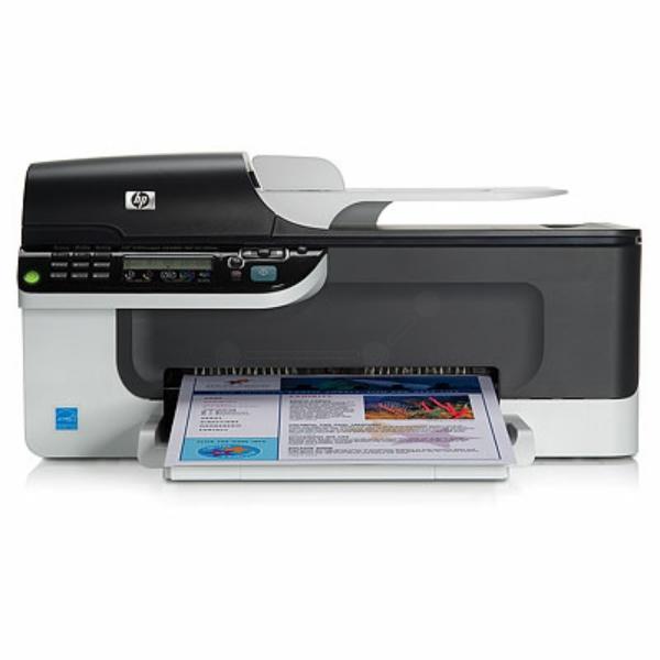 OfficeJet J 4500 Series