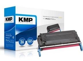 Recycelter Toner von KMP für HP Laserjet Drucker