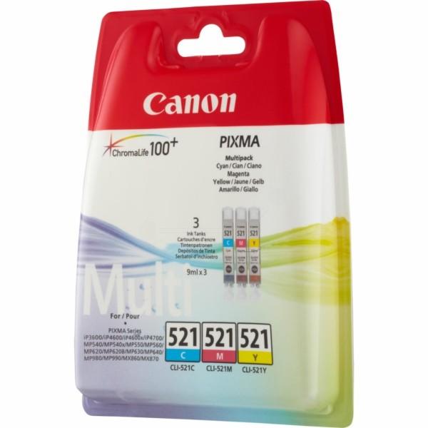 Canon Druckerpatrone CLI 521Multi