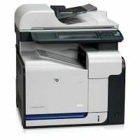 Color LaserJet CM 3500 Series
