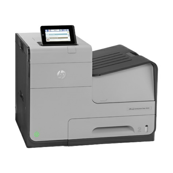 OfficeJet Enterprise Color X 550 Series