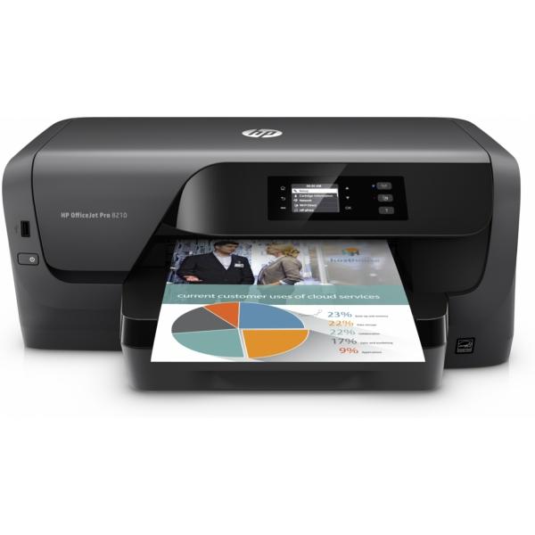 OfficeJet Pro 8200 Series