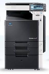 Konika Minolta Bizhub Laserdrucker