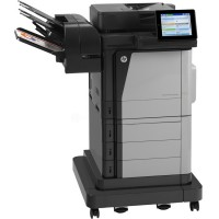 Color LaserJet Enterprise Flow MFP M 680 z